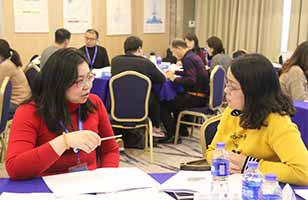 32期BSC职业规划咨询导师学员讨论现场